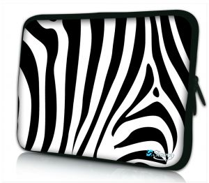 iPad hoes zebraprint Sleevy