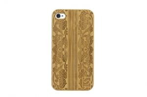Sleevy iPhone 4 hoes Oosters bamboo