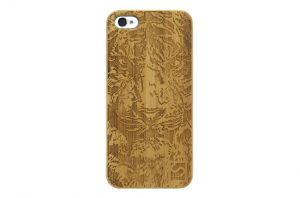 Sleevy iPhone 4 hoes tijger bamboo