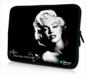 laptophoes 10,1 inch Marilyn Monroe sleevy