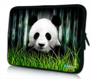 Laptophoes 11 inch pandabeer Sleevy
