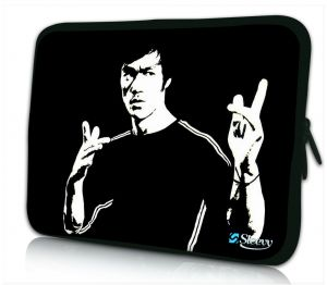 Laptophoes 13 inch Bruce Lee Sleevy