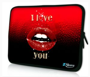 Sleevy 13,3 inch laptophoes macbookhoes liefde love