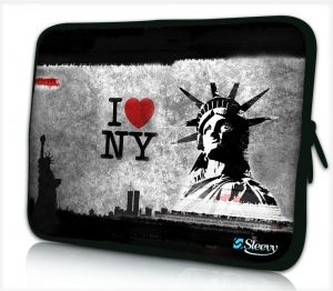 Sleevy 15,6 inch laptophoes love New York