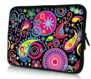 Sleevy 15,6 inch laptophoes patronen