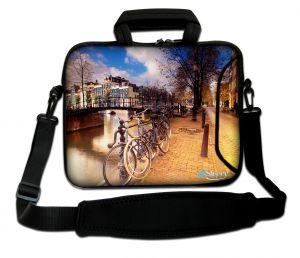 Sleevy 15,6 inch laptoptas amsterdam