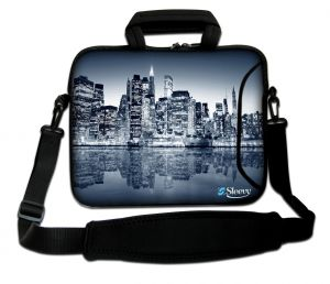 Sleevy 15,6 inch laptoptas new york