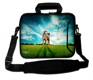 Sleevy 15,6 inch laptoptas molen