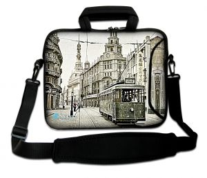 laptoptas 17 inch Chinatown Sleevy