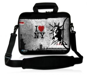 Sleevy 17,3 inch laptoptas