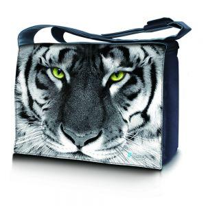 17,3 inch laptoptas witte tijger Sleevy