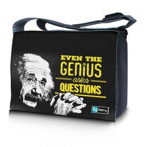 Messengertas / laptoptas 15,6 inch Genius - Sleevy