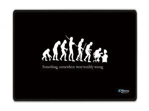 Muismat grappige evolutie - Sleevy