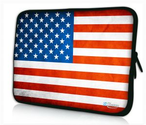 "Sleevy 11"" laptophoes amerika"