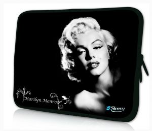 Sleevy 17 inch laptophoes marilyn monroe