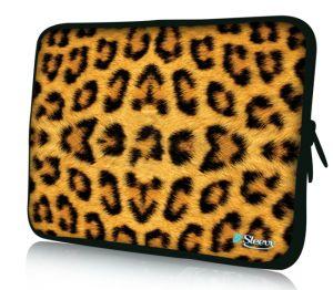 "Sleevy 10"" netbookhoes luipaardprint"