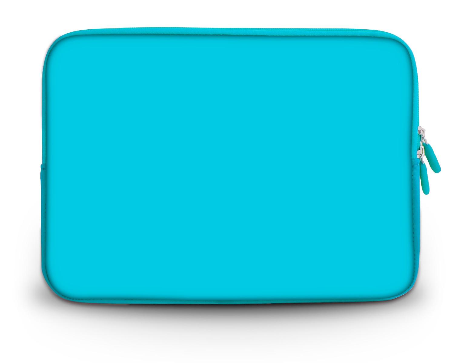 laptophoes of tas blauw bedrukken
