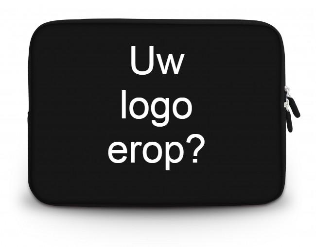 Laptophoes met logo
